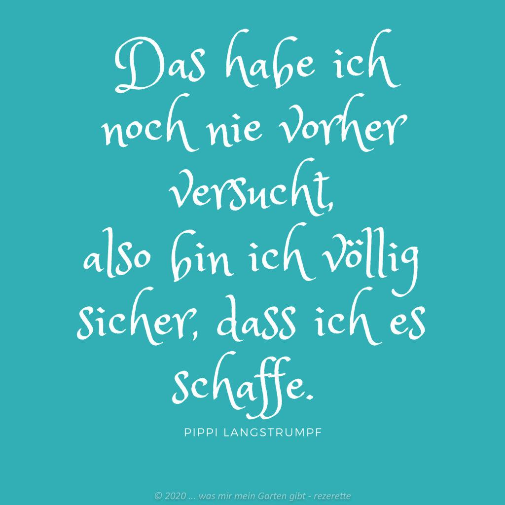 Zitat von Pippi Langstrumpf